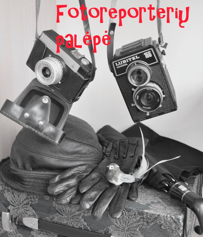 Fotoreporterių palėpė