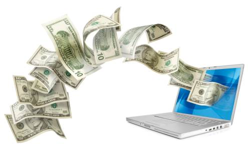 Kompiuteris su prieiga prie interneto – ne tik pramogos, bet ir uždarbis Wealthcreationprofessionals.com nuotr.