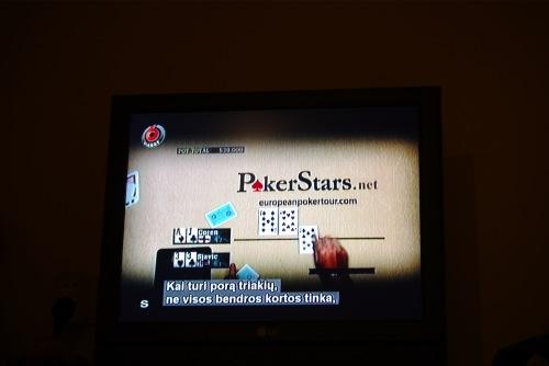 S ženklas – nuolatinis naktinės TV palydovas. A. Ramoškaitės nuotr.