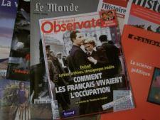Živilės Kalibataitės nuotraukoje – šviežia Prancūzijos spauda
