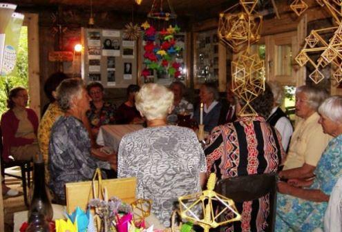 Besikuriančios bendruomenės keičia požiūrį į kaimą. Bendruomenės.lt nuotr.