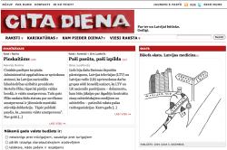 "Portalas ""Cita Diena""."