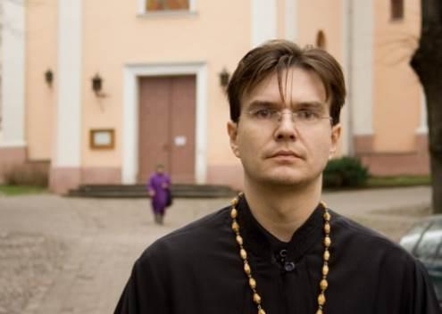 Tėvas Vladimiras Seliavko. Asmeninio archyvo nuotr.