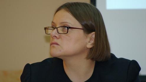 Margarita Matulytė. Nuotrauka - L.Dmuchovskaja.