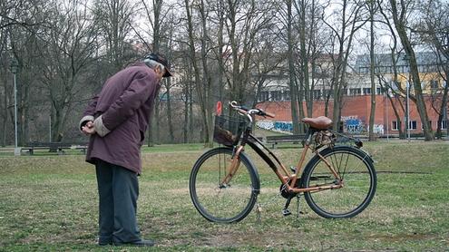 Du senoliai. Autoriaus nuotrauka.