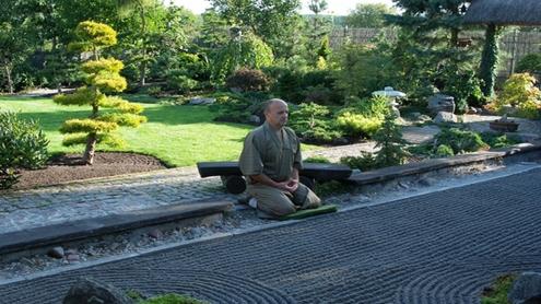 """Kęstutis Ptakauskas: """"Meditacija padeda atsipalauduot nuo triukšmo."""" Asmeninio archyvo nuotr."""