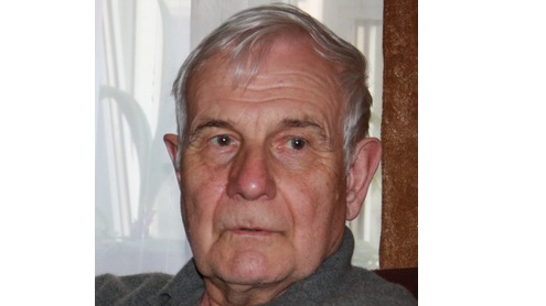 Vytautas, pensininkas. Autoriaus nuotr.
