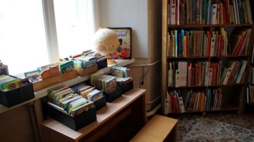 516 015 – tiek knygų saugoma A. Mickevičiaus bibliotekoje. Autorės nuotr.
