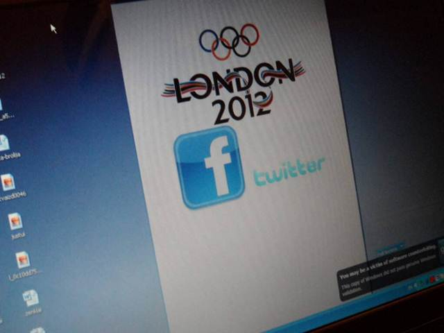 Londono olimpiados savanoriams bus draudžiama naudotis socialinėmis medijomis. Justino Arlausko nuotr.