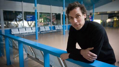 Šveicarų urbanistas Tim Rieniets kviečia kolegas ieškoti naujų miestų raidos strategijų. Vladimiro Ivanovo nuotr.