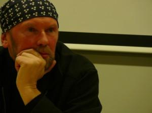 A. Balbierius – Visatos poetas. Autorės nuotr.