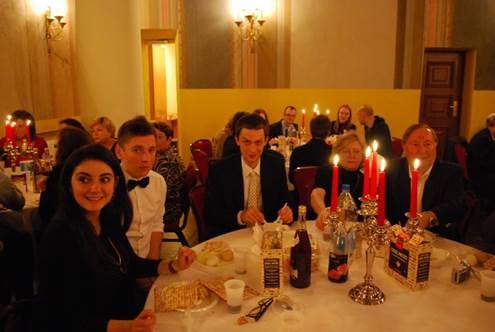 Pessah šventė, kurios metu valgomi Macai. (nuotr. iš asmeninio pašnekovės albumo)