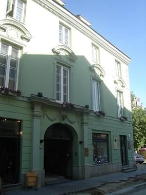 Prancūzų institutas Lietuvoje veikia jau nuo 1998-ųjų ir į kultūrinius renginius pritraukia nemažai vilniečių (autorės nuotr.)