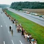 Baltijos kelias. 1989 m. rugpjūčio 23 d.