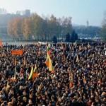 Sąjūdžio suvažiavimas Vilniuje. 1988 m. spalio 22 d.
