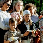 Birželio 14-oji - Tautos gedulo, vilties ir pasiryžimo diena. Vilnius, 1990 m.