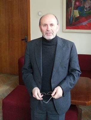 Gytis Lukšas – Lietuvos kinematografininkų sąjungos pirmininkas. Autoriaus nuotrauka.