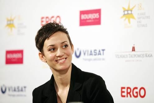 Justė Zavišaitė. Audriaus Solomino nuotrauka