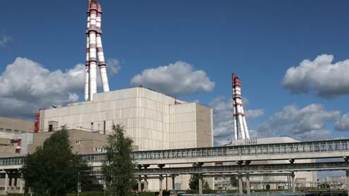 Atominė elektrinė.  G. Savickio BFL nuotr.