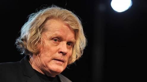 Lietuvos Teatro sąjungos pirmininkas Ramutis Rimeikis. (nuotrauka Artūro Morozo)