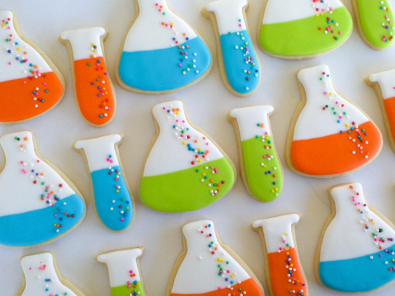 test tube cookies