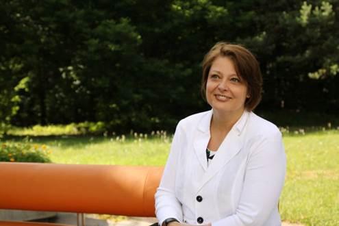 Marija Stonkienė. VU KF nuotrauka