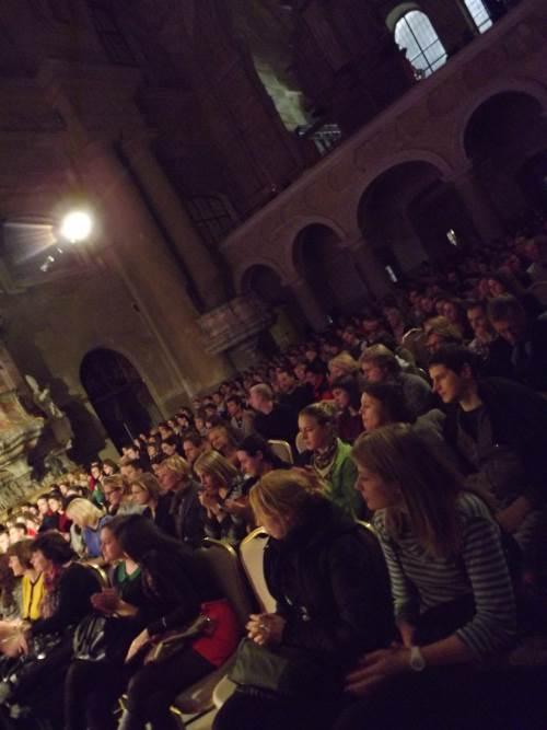 2.Koncertas žiūrovų nenuvylė – po dvi valandas trukusio pasirodymo publika pareikalavo biso. Ievos Pranckūnaitės nuotrauka.