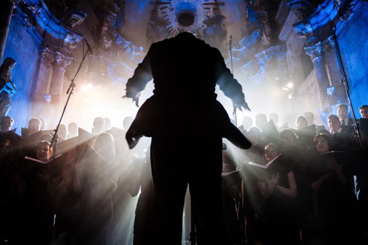 Koncertas. Nuotrauka iš Bel Canto archyvo