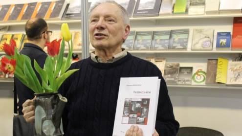 """Romualdas Rakauskas: """"Kūrybos ratas neužsidaro"""". Autorės nuotr."""