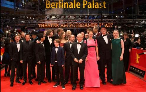Tarptautinis Berlyno filmų festivalis (Berlinale) 2014. Organizatorių nuotr.