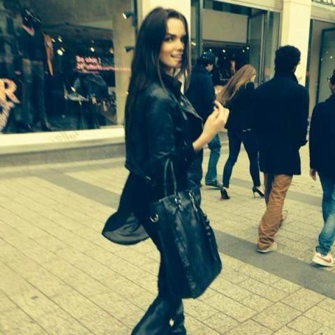 Justina Kazlauskytė (23 m.) jau penkerius metus dirba modeliu.