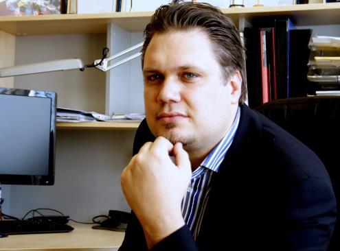 Aš niekada negalvojau, jog būsiu dėstytojas, - Maikas Huettingeris