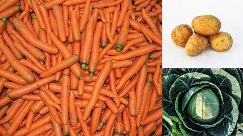 Daržovės − vegetarų sveikatos šaltinis. Akvilinos Morkūnaitės nuotr.