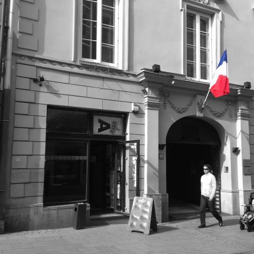 Gyva ir rinktinė muzika yra vienas didžiausių baro išskirtinumų, nes tai itin populiaru Prancūzijoje, bet dar ne Lietuvoje autorės nuotrauka
