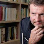 Juostos režisierius Jurajus Lehotsky. Luboš Pilc nuotrauka.