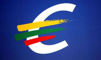 Oficialus euro logotipas