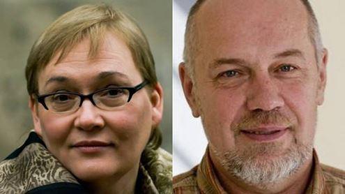 """Ekonomikos ekspertai Romas Lazutka ir Aušra Maldeikienė mano, kad reikia radikaliai keisti dabartinę aukštojo mokslo sistemą. Evgenios Levin ir """"Pinigų kartos"""" nuotr."""