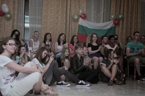 Vakarais šalių delegacijos rengdavo nacionalinius vakarus, kurių metu pristatė tradicinius žaidimus, patiekalus bei gėrimus. Anitos Mizu Miszczyk nuotr.