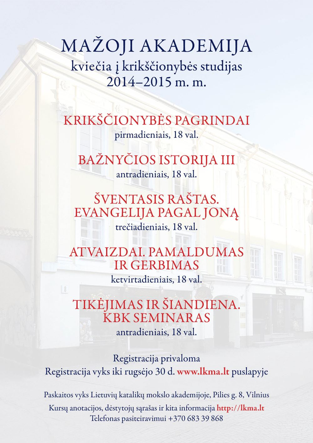 plakatas pakaitoms 2015 m