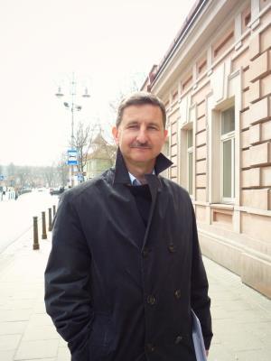 K. Petrauskio nuomone, suformuotas finansavimo modelis neapsaugos LRT nuo politikų kontrolės. (I. Jurčenkaitės nuotr.)
