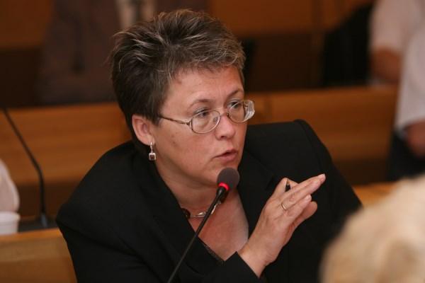 Panevėžyje populiari politikė Gema Umbrasienė taryboje dirbs su savo vyru Arūnu. Asmeninio archyvo nuotr.