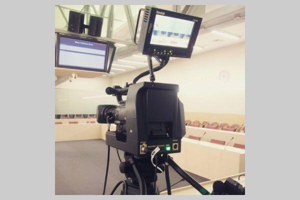 Marijampolės politikai pirmą kartą savivaldos rinkimų istorijoje susitiko televiziniuose debatuose.
