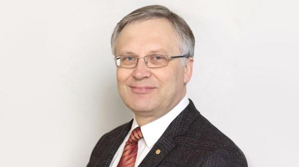 Naujasis Vilniaus universiteto rektorius Artūras Žukauskas. E. Kurausko nuotrauka