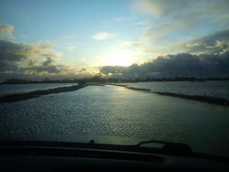 Per kelias valandas suplaukia toks kiekis vandens, tokiu greičiu, kad net įsivaizduoti sunku.