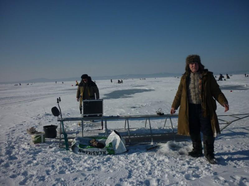 Stintmetis ant užšalusių marių. Asmeninio archyvo nuotr.