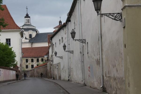 Šv. Ignoto gatvė. Autorės nuotr.