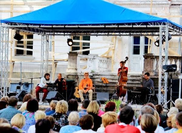 Žagarės vyšnių festivalio koncertas 2013 m.