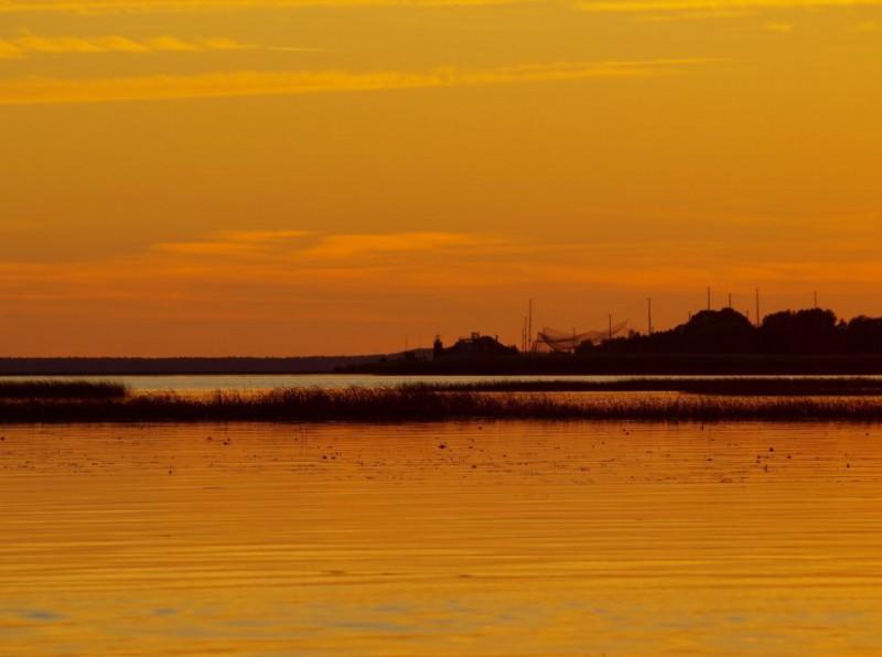 Senųjų pamario gyventojų gyvenimas buvo persmelktas žvejo pasaulėjautos. Ventės ragas, Monikos Dobrovolskytės nuotr.