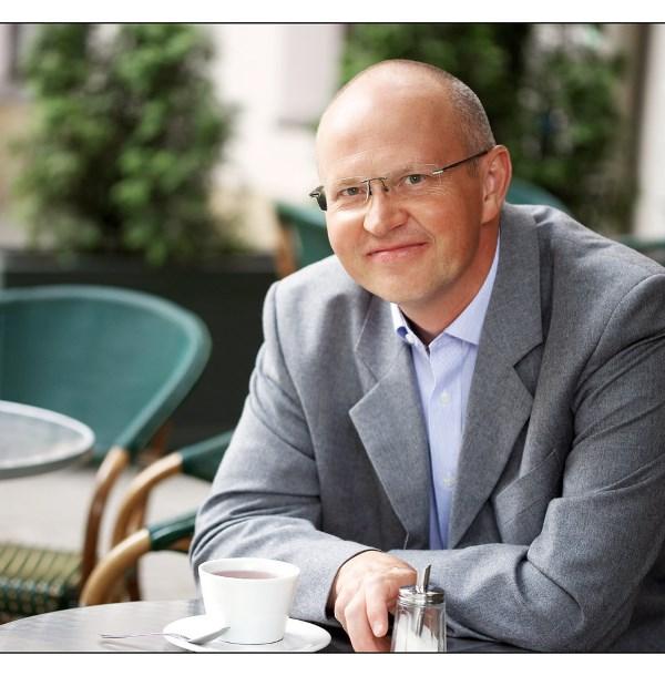 SRTF tarybos pirmininkas Gintaras Aleknonis