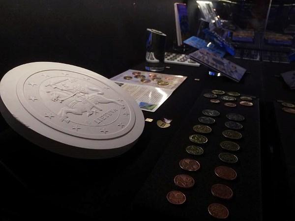 2015 m. sausio 1 dieną įvesta valiuta – eurai. Autorės nuotr.